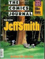 Comics Journal # 173 (Jeff Smith interview, Bone) (USA, 1994)