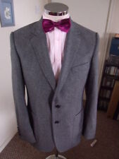 Jaeger Wool Patternless Double Suits & Tailoring for Men