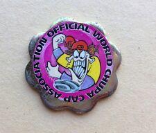 Pog Official World Chupa Chups Cap Association En Métal
