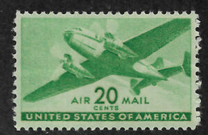US #C29 (1941) 20c - MNH - VF/XF - Rotary Press - Air Mail
