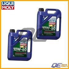 10 Liters Engine Oil Liqui Moly Fully Synthetic Race Tech 2024 For Mercedes G550