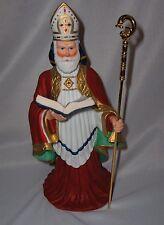 Lenox Fine Porcelain Saint Nicholas Figurine 1993 Internatnal Santa Collection