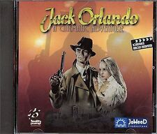 JACK ORLANDO A Cinematic Adventure PC Game CD-ROM Adventure