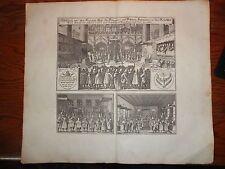 "Ferdinand IV corination fr.1745 Johann Ludwig Goffrieds ""Historische Chronica"""