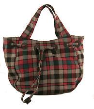 Borthwick Modern Tartan Handbag 100% Wool 60% off RRP (Style 540)