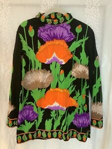Mr. Dino Tunic or Mini Dress Vintage 70s
