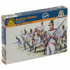 Austrian Infantry (Napoleonic Wars) Plastic Kit 1:72 Model 6005 ITALERI