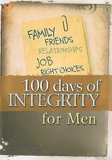100 Days of Integrity for Men by Freeman-Smith, Good Book