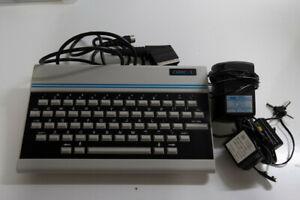 ORIC 1 fonctionnel, en très bon état avec Alim et cable vidéo