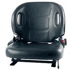 3Eb-50-31560 Vinyl Seat No Suspension Komatsu Fgst25-14 Forklift Part