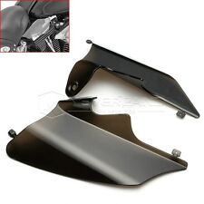 Saddle Shield Heat Deflector For Harley touring Electra Glide FLHTC FLHR 97-2007