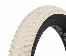 Vee tire, snow Avalanche 26x4.8 pure silica White 240 spikes, fatbike neumáticos