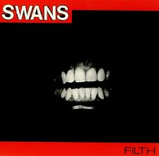 SWANS Filth 1983 VINYL LP Excellent Condition original German Zensor ND03