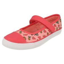Chaussures en toile pour fille de 2 à 16 ans pointure 32