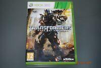 Transformers Dark of the Moon Xbox 360 UK PAL **FREE UK POSTAGE**
