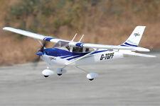 Top Gun Park Flite Cessna 182 RTF Trainer Blue with 2.4GHz Mode 2 Radio