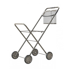 Hills Deluxe Panache Washing Laundry Trolley with Peg Bag