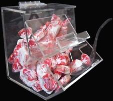 Mini Dispensador De Dulces Candy Pick n Mix Bañera Soporte Acrílico Transparente