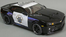 RC Brushless POLICE CAR Chevy CAMARO Highway Patrol State Trooper  -Lipo - RTR