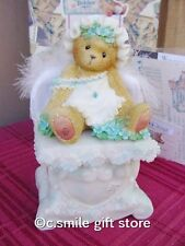Cherished Teddies *Willow* Ltd Ed #661759 Enesco Mib Retired w/Free Postcard!