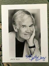 Jack Riley Bob Newhart Show Rugrats Spaceballs Actor Autographed Signed Photo