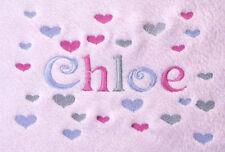 Personalised Baby Girl Gift