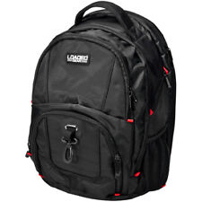 Barska Tactical Loaded Gear GX-100 Utility Black Laptop Backpack Bag, BJ11900
