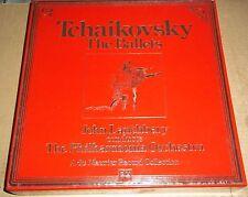 Lanchbery TCHAIKOVSKY The Ballets - HMV SLS 5273 SEALED