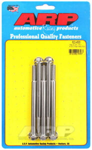 ARP622-4500 ARP 622-4500 5/16-18 X 4.500 Hex SS Bolts