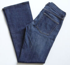 J.Crew Women's Jeans Hipslung Boot Cut Sandblasted Wash Denim Size 27 NWOT