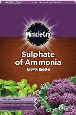 Miracle-Gro Sulphate of Ammonia Vegetable Food 1.5KG
