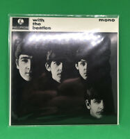 With the Beatles Japan Mono Mini LP CD Real Remastered 100% Authentic 2009