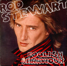 "Rod Stewart - Foolish Behaviour 12"" LP 1980"