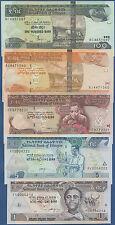 Etiopia/Etiopia 1,5,10,50,100 etiopico 2006/08 UNC p.46d,47d,48e,51d,52d