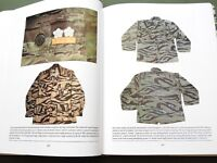 """TIGER PATTERNS"" US VIETNAM TIGER STRIPE CAMO SHIRT PANTS CAP HAT REFERENCE BOOK"