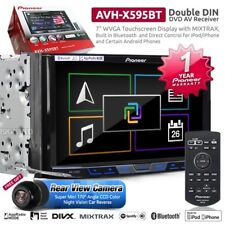 "Pioneer Avh-x595bt 7"" DVD Multimedia AV Car Bluetooth Receiver"