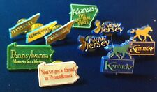 Rotary International Country  Pins Lot #11