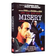 Misery (1990) DVD - Rob Reiner, Kathy Bates