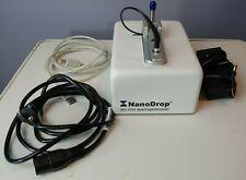 Thermo Fisher Scientific NanoDrop 1000 ND-1000 UV/Vis Spectrophotometer