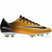 db677e8d Nike Men's Mercurial Victory VI FG Soccer Cleats Orange/Black 831964-801 SZ  13