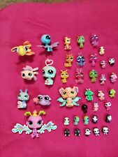 Littlest Pet Shop   Lot Of INSECTS 8 large, 9MINI and 20 Teensies *LOOK*
