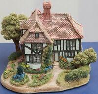 Lilliput Lane Medway Manor L2082 complete with Deeds