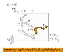 TOYOTA OEM 09-13 Matrix Radiator Support-Side Panel Left 5320302120