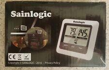 New BBQ thermometer sainlogic alarm timer meat, chicken, turkey, One Probe(B87S)