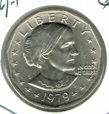 1979-P Philadelpha Susan B Anthony Uncirculated Business Strike Dollar Coin!