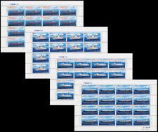 CHINA 2015-10 Ship Industries of China Stamps mini-pane中国船舶工业
