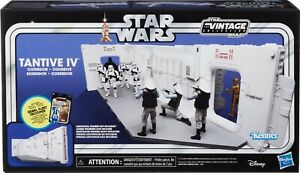 Star Wars Vintage Collection Tantive IV Playset Kenner NEU & OVP inkl. Figur !!!