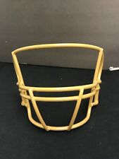 Riddell REVOLUTION G2B Football Face Mask In METALLIC GOLD and Other COLORS.