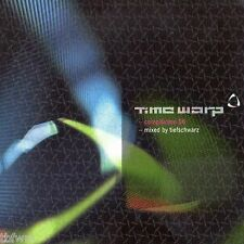 Tiefschwarz - Time Warp Compilation 6 - 2CD MIXED - TECHNO TECH HOUSE MINIMAL