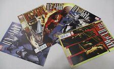 2011 Marvel- Mystery Men #1, 2, 3, 4, 5 Complete